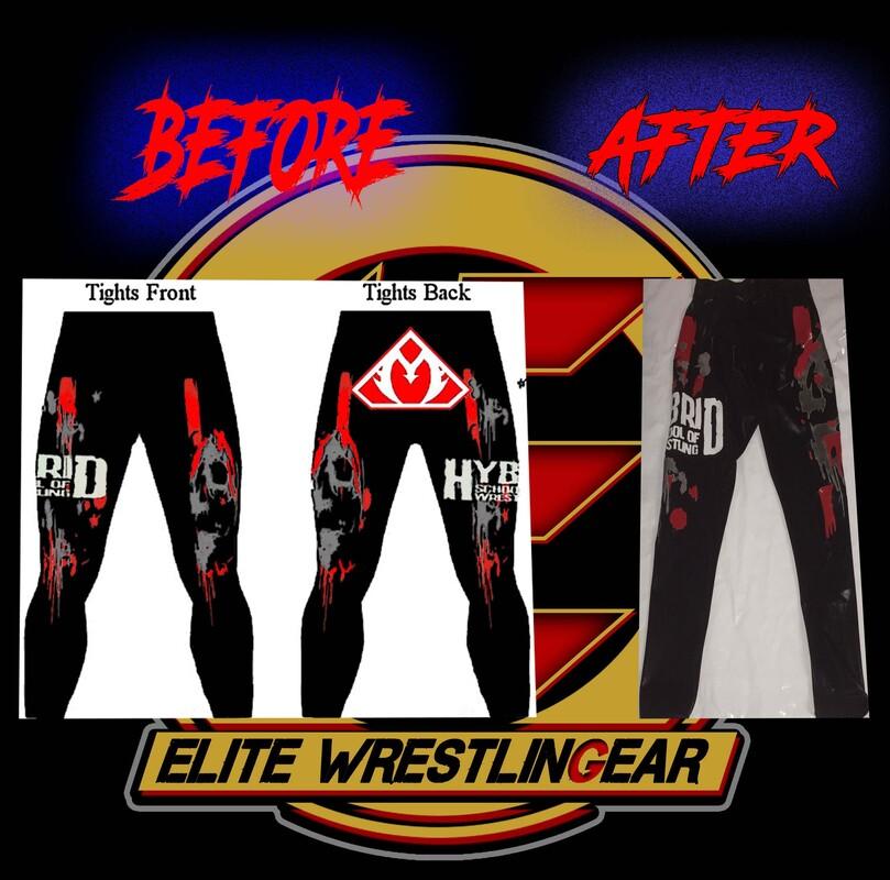 ELITE WRESTLING GEAR - Pro Wrestling Gear
